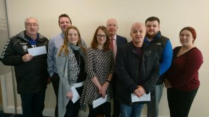 grants offered to Ballymena groups